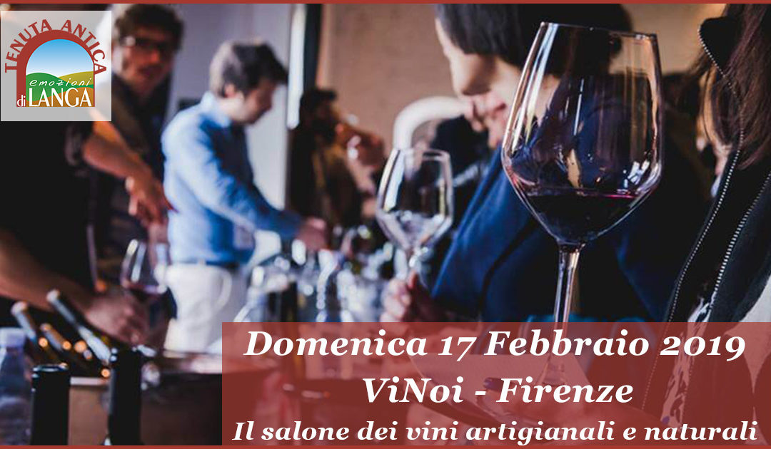 17 Febbraio | ViNoi | Firenze