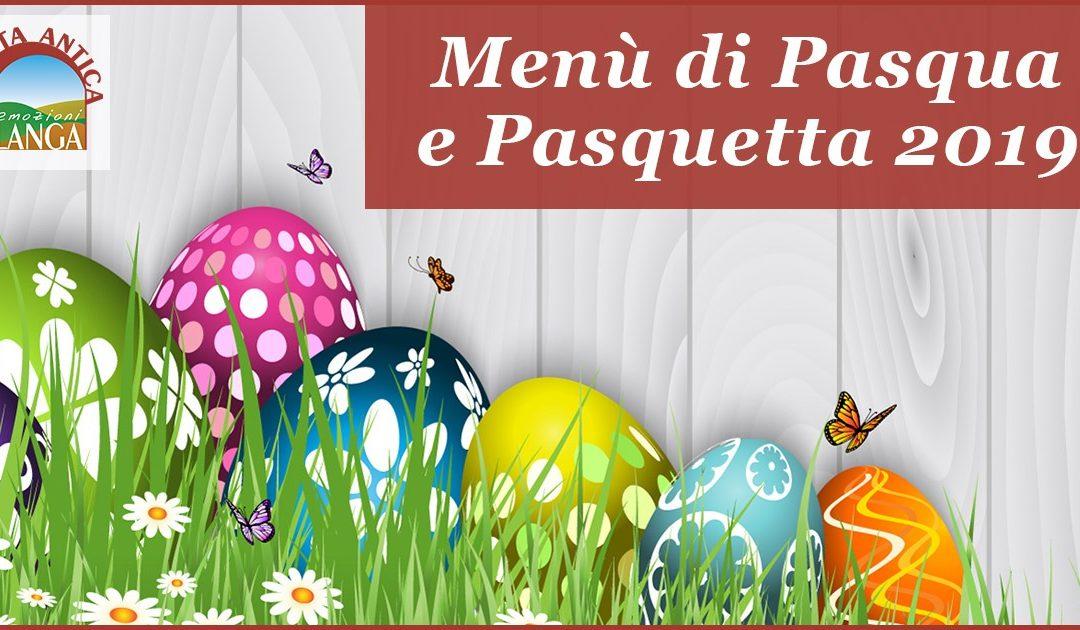 Pasqua 2019 in Agriturismo